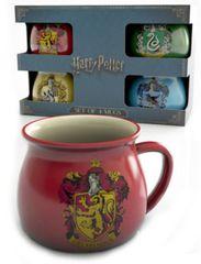 Harry Potter Dárkový set mini hrnků Harry Potter - 150ml, 4ks