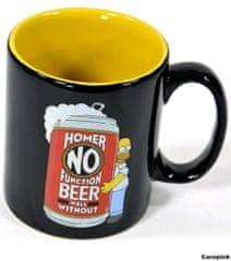 The Simpsons Hrnek Simpsons - No Beer