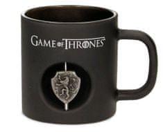 Game of Thrones Hrnek Hra o trůny - Lannister černý