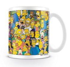 The Simpsons Hrnek Simpsons - Characters