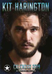 Game of Thrones Kalendář 2019 Kit Harington