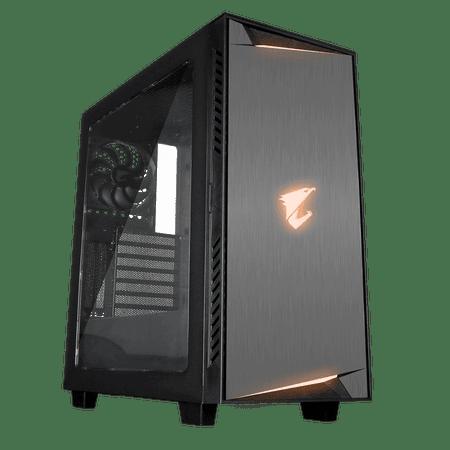 Gigabyte AC300W Lite ohišje, ATX, Aorus RGB, črno