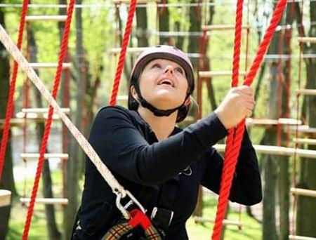 Allegria šumavský adrenalinový zážitek