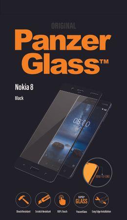 PanzerGlass zaštitno staklo za Nokia 8, crno