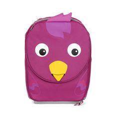 Affenzahn Detský cestovný kufrík Trolley Vtáčik Bella