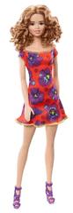 Mattel Barbie baba piros ruha