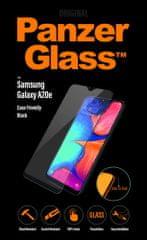 PanzerGlass zaštitno staklo za za Samsung Galaxy A20e, crno
