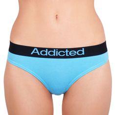 Addicted Dámska tangá modrá