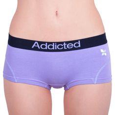 Addicted Dámské kalhotky fialová