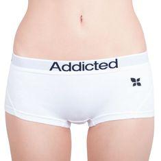 Addicted Dámske nohavičky biela