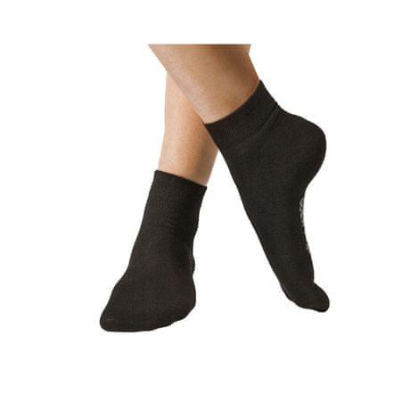 Gino Ponožky černé (82004) - velikost S