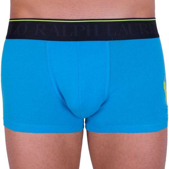 Ralph Lauren Pánske boxerky modré (714637286017) - veľkosť M