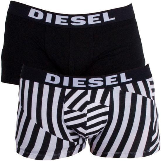 Diesel 2PACK pánske boxerky viacfarebné (00S9DZ-0TAOI-01) - veľkosť XL