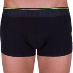 Ralph Lauren Pánské boxerky černé (714637286015)