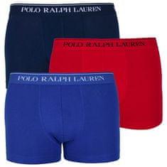 Ralph Lauren 3PACK pánske boxerky viacfarebné (714662050001)