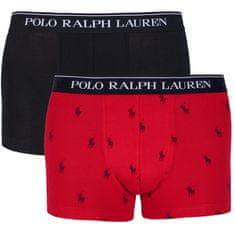 Ralph Lauren 2PACK pánske boxerky viacfarebné (714662052005)
