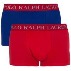 Ralph Lauren 2PACK pánske boxerky viacfarebné (714665558001)