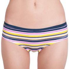 Molvy Dámské kalhotky barevné proužky