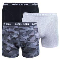 Björn Borg 3PACK pánske boxerky viacfarebné (9999-1132-90651)