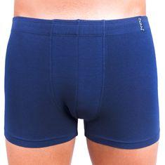 Molvy Pánské boxerky tmavě modré (MP-994-BEU)