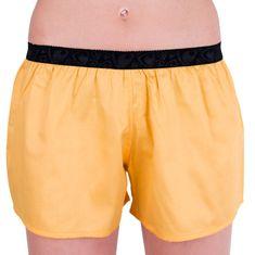 Represent Dámské trenky žluté (R8W-BOX-0114)