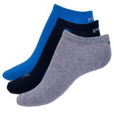 Puma 3PACK ponožky vícebarevné (201203001 523)