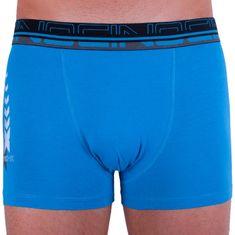 Gino Pánské boxerky modré (73080)