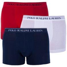 Ralph Lauren 3PACK pánske boxerky viacfarebné (714513424009)