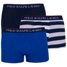 Ralph Lauren 3PACK pánske boxerky viacfarebné (714662050029)