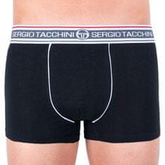 Sergio Tacchini Pánské boxerky černé (30.89.34.13f)