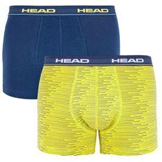Head 2PACK pánské boxerky vícebarevné (881300001 007)