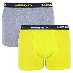 Head 2PACK pánske boxerky viacfarebné (841001001 007)