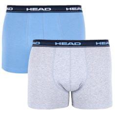 Head 2PACK pánské boxerky vícebarevné (841001001 168)