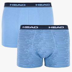Head 2PACK pánské boxerky modré (881300001 168)