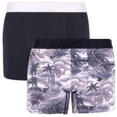 Levi's 2PACK pánske boxerky viacfarebné (995005001 703)
