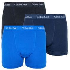 Calvin Klein 3PACK pánské boxerky vícebarevné (U2662G-4KU)