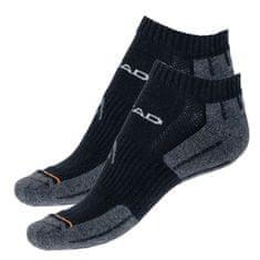 Head 2PACK ponožky černé (741017001 200)