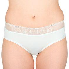 Calvin Klein Dámské kalhotky zelené (QD3700E-YSE)