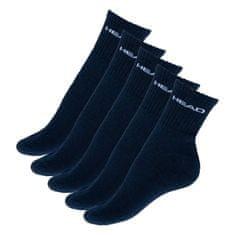 Head 5PACK ponožky tmavě modré (781503001 321)