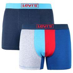 Levi's 2PACK pánske boxerky viacfarebné (995012001 056)