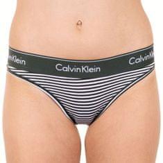 Calvin Klein Dámské kalhotky vícebarevné (F3787E-MDT)
