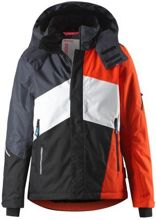 Reima dětská zimní bunda Laks 104 oranžová