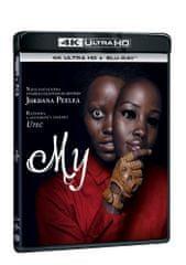 My (2 disky) - Blu-ray + 4K Ultra HD