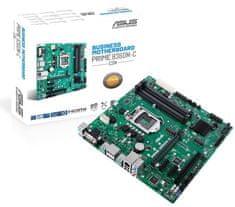 Asus PRIME B360M-C/CSM, DDR4, USB 3.1 Gen2, LGA1151, mATX osnovna plošča