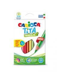 Carioca bojice Tita Maxi, 1/12, trokutne