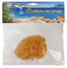 Bellini Karibská přírodní mořská houba – SVĚTLÁ