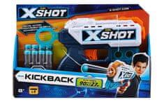 Zuru X-Shot Excel pištolj KickBack (30582)