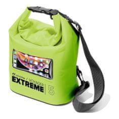 CellularLine Extreme vodotesna torbica, 5 l, limeta