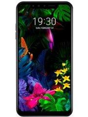 LG G8S ThinQ mobilni telefon, crni (LMG810EAW)