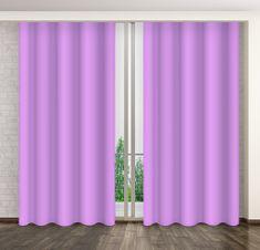 My Best Home Dekorační závěs MARTA 08 lila 160x250 cm